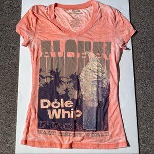 Disney Aloha Dole Whip Tee Shirt